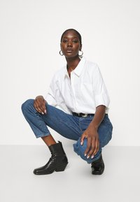 Mavi - LAURA - Relaxed fit jeans - dark blue - 3