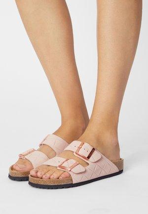 Sandaler - soft rose