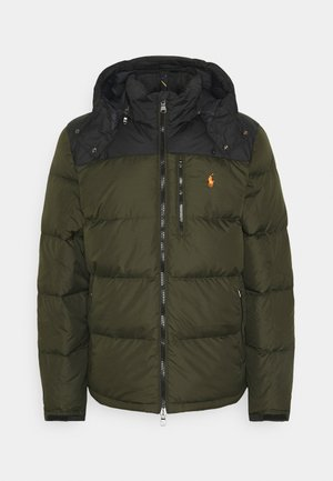 JACKET - Down jacket - company olive