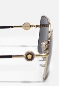 Versace - Sunglasses - matte gold-coloured - 4