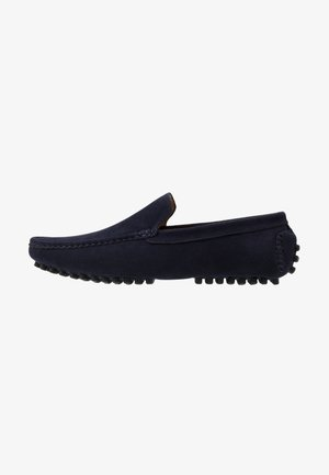 Moccasins - dark blue