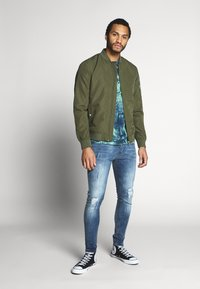 Only & Sons - ONSJACK  - Giubbotto Bomber - olive night - 1
