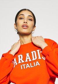 Gina Tricot - RILEY  - Sweater - orange - 4