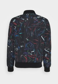 PS Paul Smith - MENS REVERSIBLE - Bomber Jacket - black - 1