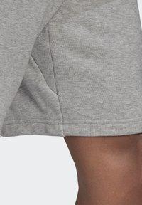 adidas Performance - M FI SHORT - Urheilushortsit - grey - 5