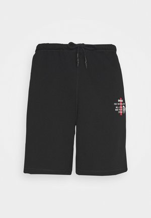 EDDYSHORTS - Shorts - black