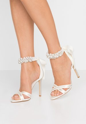 MRSS - High heeled sandals - ivory