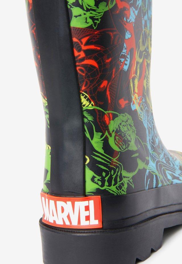 Vysoká obuv - multi-coloured