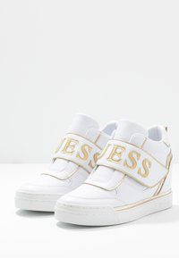 Guess - FOLLIE - Sneakers - white - 4