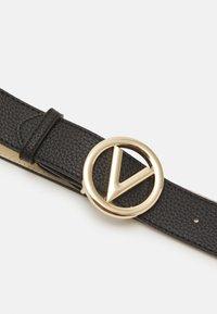 Valentino Bags - ROUND - Belte - nero - 2