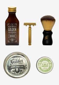 Golden Beards - SHAVING KIT - Shaving set - - - 0