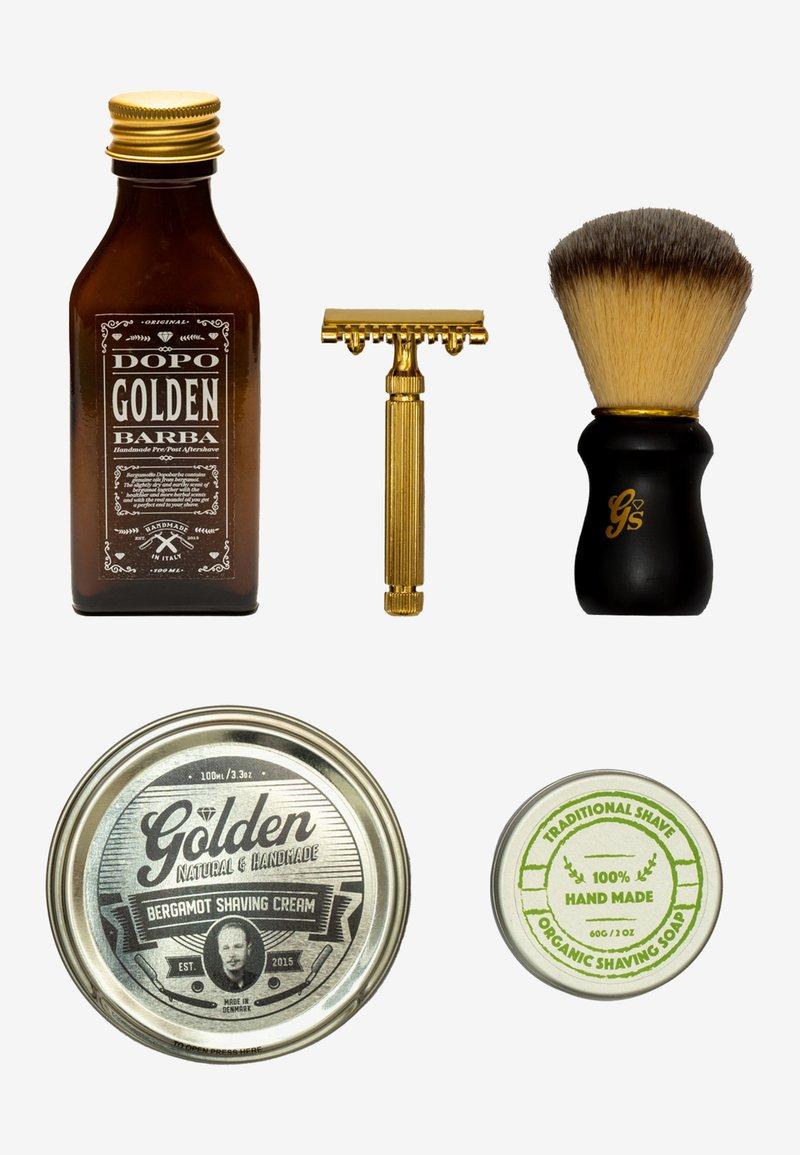 Golden Beards - SHAVING KIT - Shaving set - -