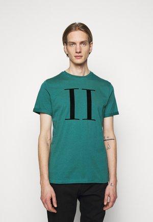 ENCORE  - Print T-shirt - mediteranea/black