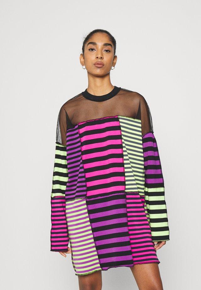 AGGY DRESS - Jerseykjole - multi