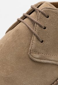 Pier One - Casual lace-ups - sand - 5