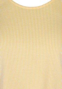 Zizzi - Blouse - yellow - 4