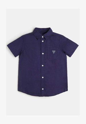 LOGO HINTEN - Shirt - blau