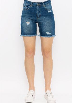 Jeansshort - blue