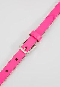 Vanzetti - Pasek - neon pink - 4