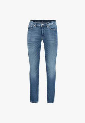 Slim fit jeans - blau (51)