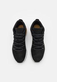 Timberland - Höga sneakers - black/wheat - 3