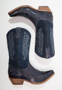 Kentucky's Western - Cowboy/Biker boots - tint/baltico - 1