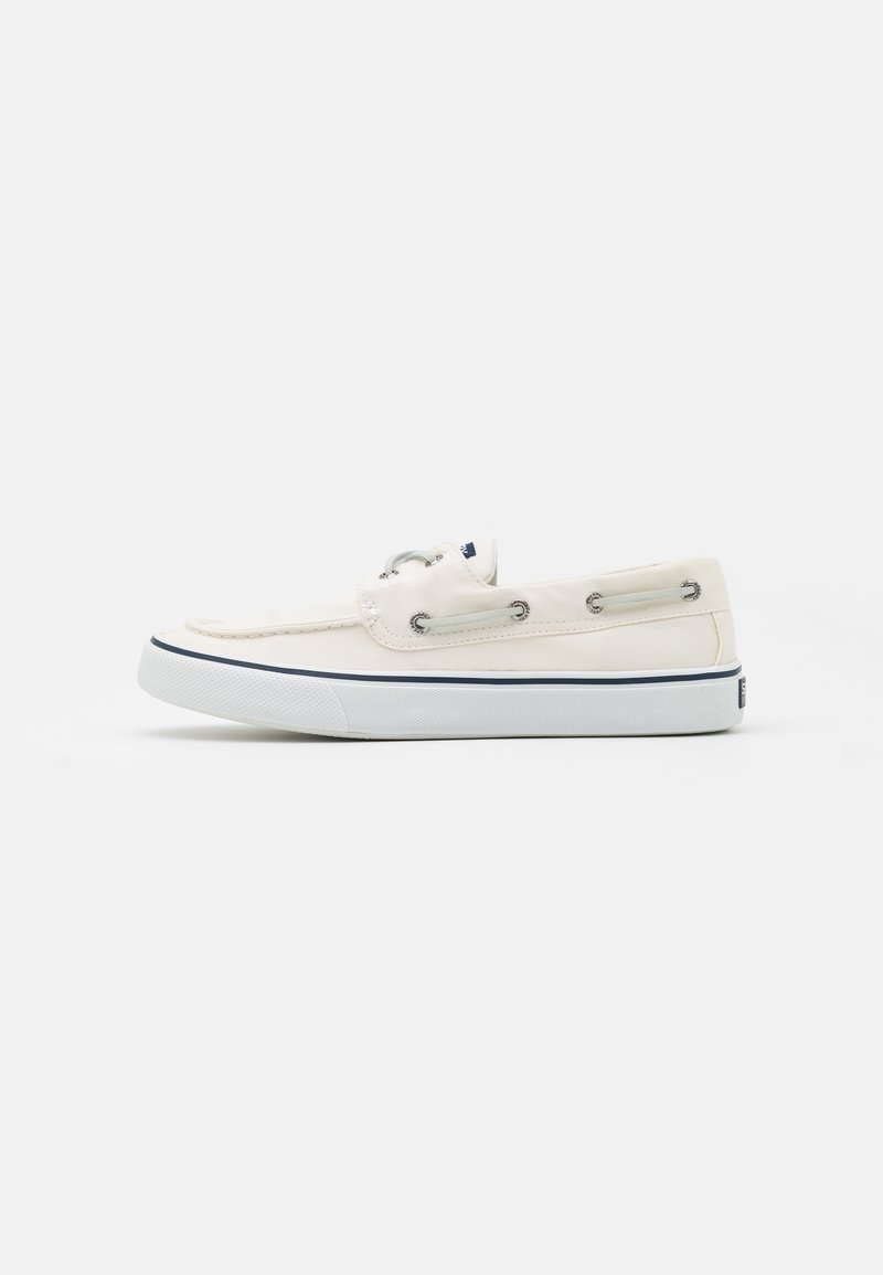 Sperry - BAHAMA  - Boat shoes - white