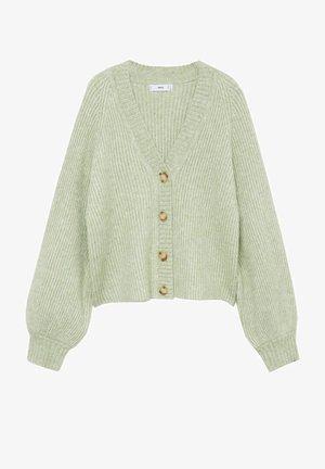 MERLO - Vest - pastellgrün