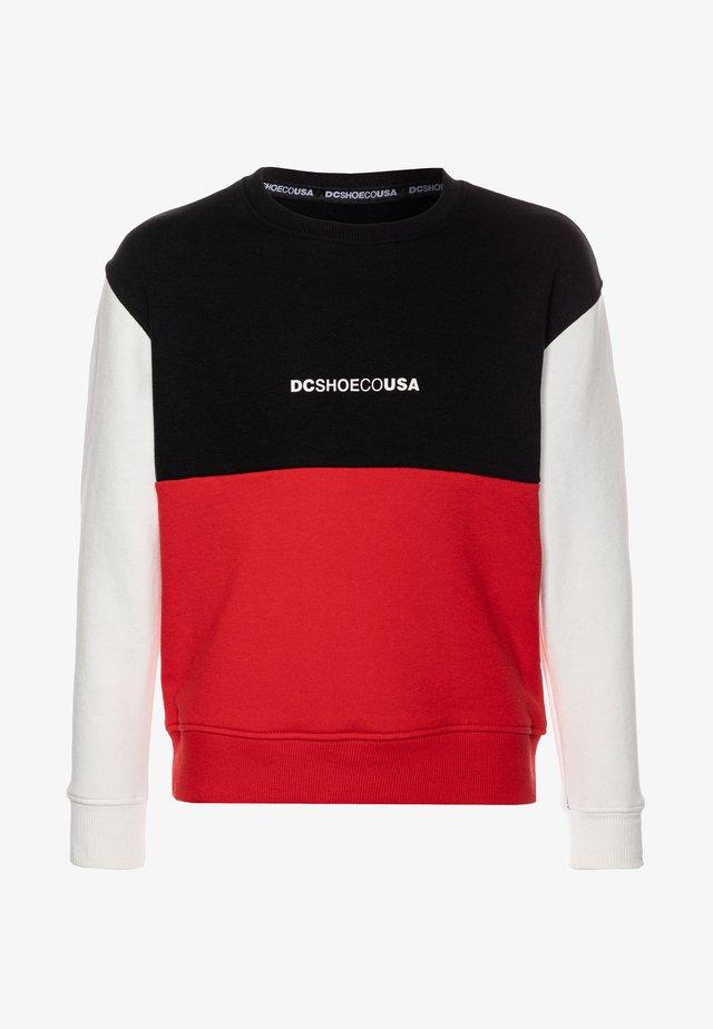 KIRTLAND CREW BOY - Sweatshirt - black