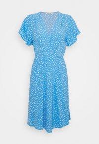 Rolla's - FLEUR LITTLE DAISY WRAP DRESS - Day dress - blue - 4
