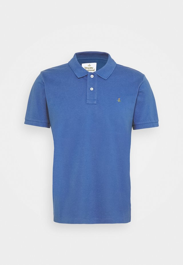 CLASSIC - Polo shirt - blue