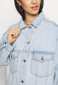 Topshop - DAD - Denim jacket - bleached denim - 4