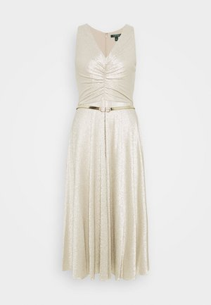 IONIC DRESS  - Cocktailjurk - new champagne