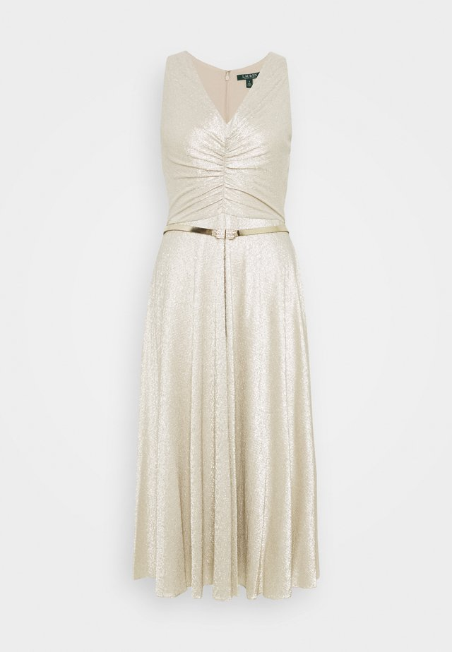 IONIC DRESS  - Robe de soirée - new champagne
