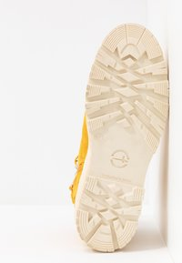 Tamaris - Lace-up ankle boots - saffron - 6