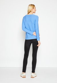 TOM TAILOR - SWEATER NEW OTTOMAN - Jumper - soft charming blue - 3