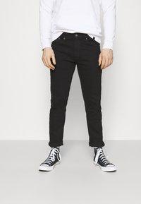 Denim Project - Slim fit jeans -  black - 0
