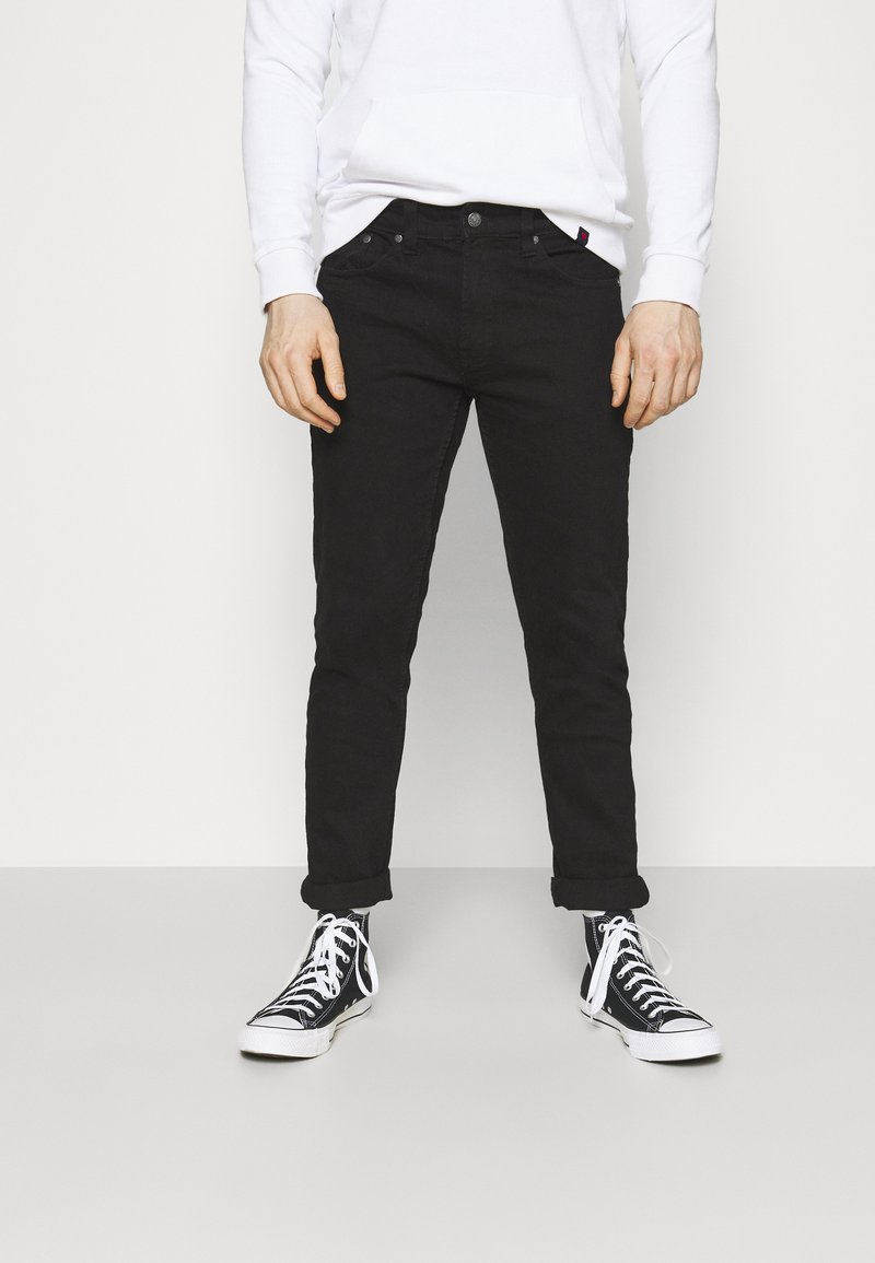 Denim Project - Slim fit jeans -  black