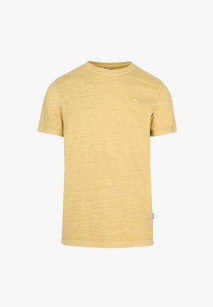 SKULL  - T-shirt basic - yellow