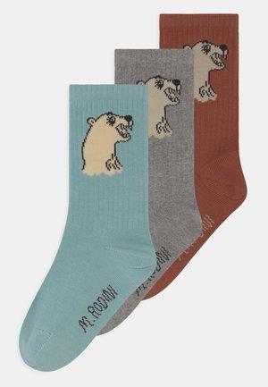 POLAR BEAR 3 PACK UNISEX - Socken - multi-coloured