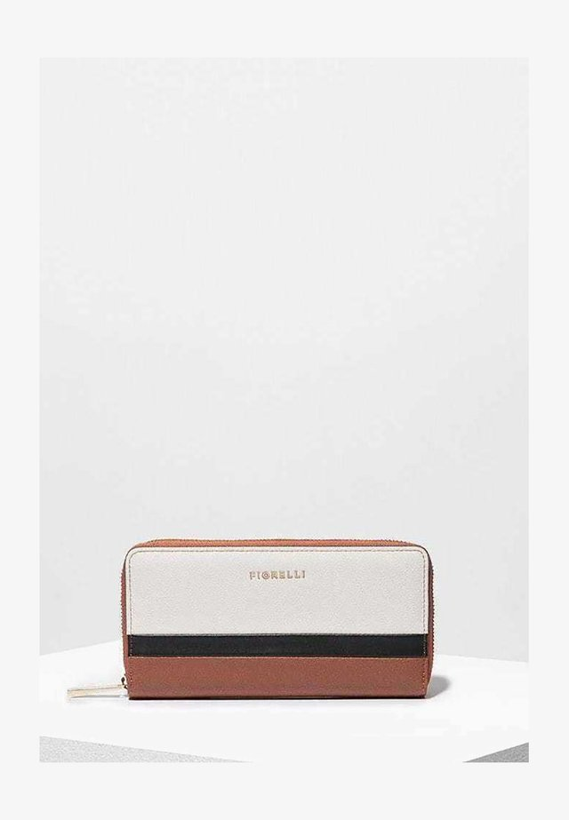 CITY - Wallet - brown