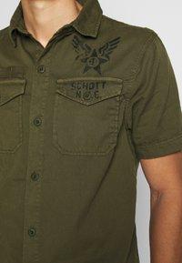 Schott - Shirt - khaki - 5