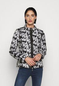 Patrizia Pepe - Down jacket - shiny black - 2