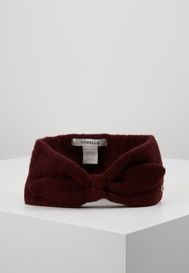 Codello - HEADBAND - Ørevarmere - dark violet
