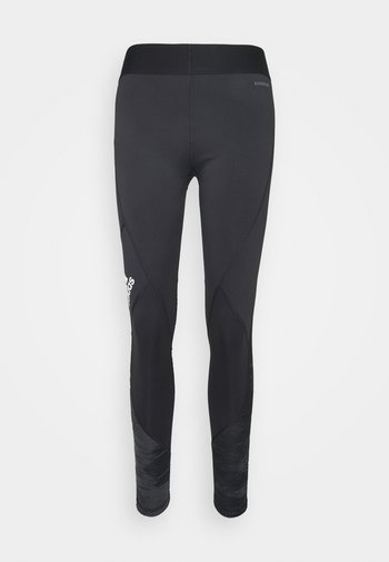 ASK - Tights - black/white