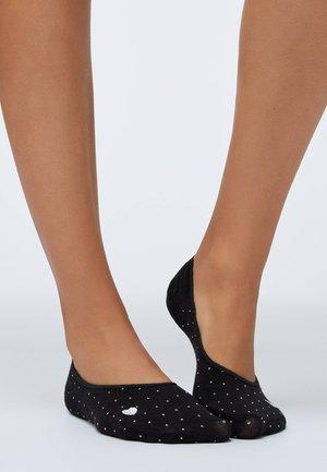 3 PACK - Sportovní ponožky - black