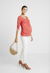 bellybutton - HOSE - Jeansy Slim Fit - bright white - 1