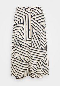 Moss Copenhagen - AVIANNA RAYE SKIRT - A-line skirt - beige - 4
