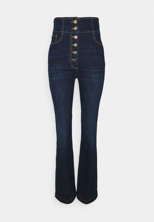 Bootcut jeans - blue vintage