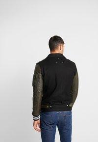 Be Edgy - LOPEZ - Light jacket - olive black - 2
